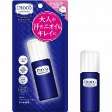 DEOCO ® deodorant дезодорант-антиперспирант шарикового типа для зрелых женщин с лактоном 30 ml