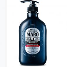 MARO шампунь 3D Volume Up EX супер объем и предотвращение старение волос, для мужчин, 460 мл