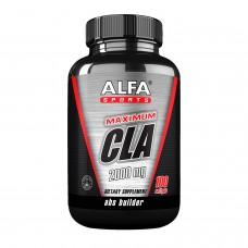 ALFA Максимум CLA 2000 мг - Abs Builder (формирует абдоминальные мышцы) - 100 мягких капсул