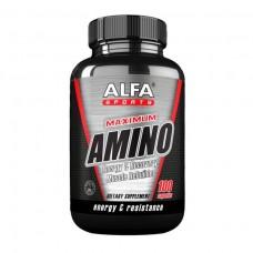 ALFA Максимум аминокислот - 100 капсул