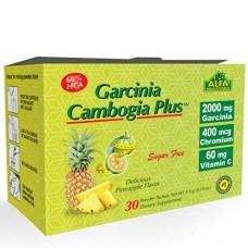 ALFA Гарциния камбоджийская (Garcinia Cambogia) в порошке -30 пакетов (в одном пакетике 5,5 г)