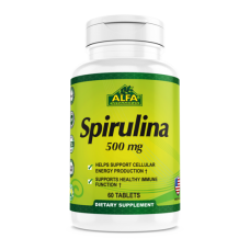 ALFA Спирулина 500 мг - 60 таблеток