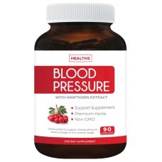 Health Harmony BLOOD PRESSURE/ КРОВЯНОЕ ДАВЛЕНИЕ - 90 капсул