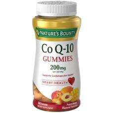 Nature's Bounty, Co Q-10 Gummies, 60