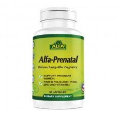 ALFA Альфа Пренатал - 60 капсул