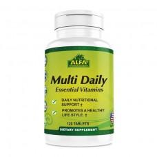 ALFA Комплекс незаменимых витаминов на каждый день – 120 таб