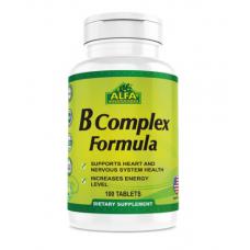 ALFA В-Комплекс Формула - 100 таблеток