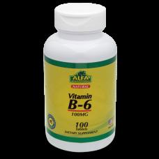 ALFA Витамин В-6 -100 таблеток