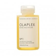 Olaplex Bond Multiplier No.1 3.3 oz/ Защитный концентрат при химической и термической обработке волос № 1, 100 мл.