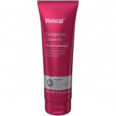 Viviscal Gorgeous Growth Densifying Shampoo, 8.45 Ounce/Поддерживающий шампунь для волос, 250 мл.