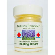 Natures Remedies 100% Natural Antiseptic Healing Cream, 1 oz (30 g)