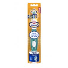 Arm & Hammer Зубная щетка на батарейках Spinbrush, серия Про (Pro Series) Ежедневная чистота, щетина средней жесткости (разных цветов)
