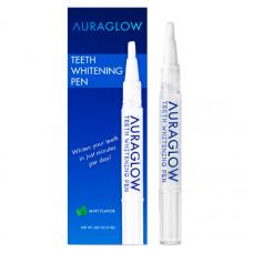 AuraGlow Отбеливающий карандаш для зубов, содержит 35% перекись карбамида, 2 мл