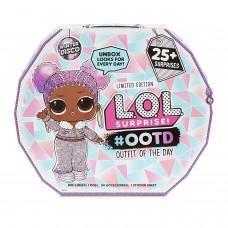 ЛОЛ. Сюрприз! #OOTD (Наряд дня) Зимняя дискотека с эксклюзивной куклой и 25+ сюрпризами