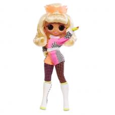 ЛОЛ. Сюрприз!  Светящаяся в темноте O.M.G Модная кукла Speedster (Спидстер) с 15-ю сюрпризами