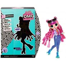 """L.O.L. Surprise! ЛОЛ. Сюрприз!  O.M.G Модная кукла """"Цыпочка на роликах"""" Роллер серия 3 (Roller Chick) с 20 сюрпризами"""
