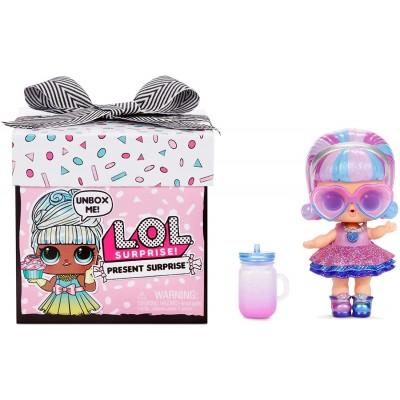 L.O.L. Surprise! ЛОЛ. Сюрприз!  Подарочная кукла-сюрприз с 8 сюрпризами