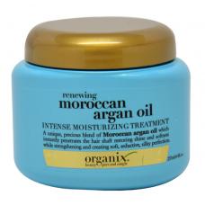 OGX Renewing Argan Oil of Morocco Intense Moisturizing Treatment, Обновлённое аргановое масло из Марокко для процедуры интенсивного увлажнения, 8 унций (234 мл)