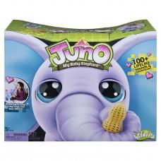 Мой слоненок Джуно с интерактивным подвижным хоботом и более 150 звуков и движений