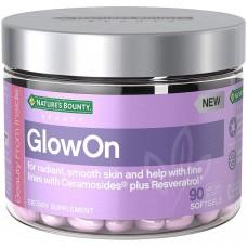 Nature's Bounty, GlowOn, 90 мягких таблеток