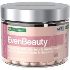 Nature's Bounty, EvenBeauty, 90 мягких таблеток