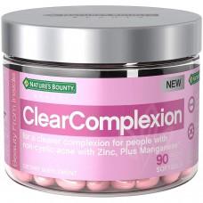 Nature's Bounty, ClearComplexion, 90 мягких таблеток