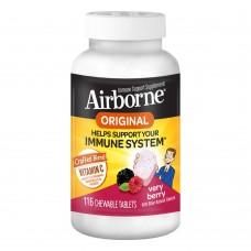 AirBorn Жевательные таблетки cо вкусом  ягод 116 Ct