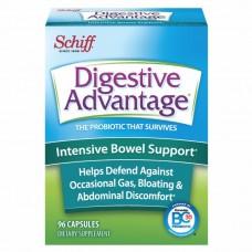 Digestive Advantage Улучшенный пищеварительный периодическое волокно + пробиотик - 96 таблетки